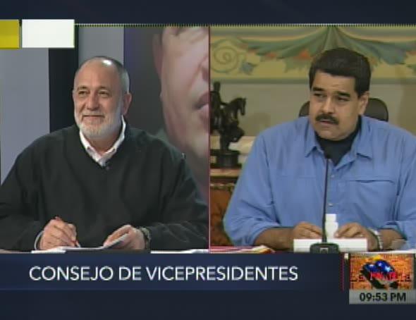 #VideoVTV | Intervención completa del Pdte.@NicolasMaduro en La Hojilla (20/02/2016)>https://t.co/MujDcJ9Qte https://t.co/Ppvyg6qZfF