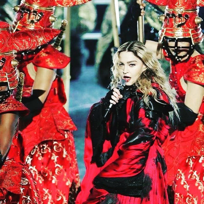 Taking Macau by Storm‼️ thanks for an unforgettable evening! See you tonight????????. ❤️#rebelhearttour https://t.co/qPWdQ7ojO7