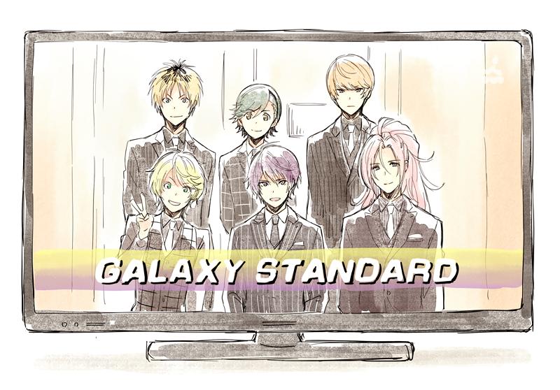 「CDTVをご覧の皆さん、こんばんは。ギャラクシー・スタンダードです」ギャラスタさんがCDTVに出たと聞いて(見たかった