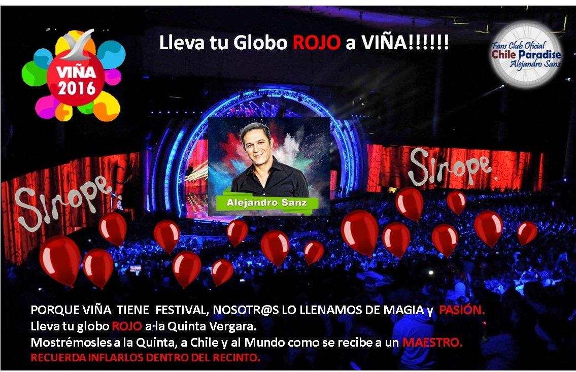 @LaMananaDeCHV  @elfestival @amibondia llenaremos la Quinta de globos para dar la bienvenida a @AlejandroSanz https://t.co/VdfPaEZx5A