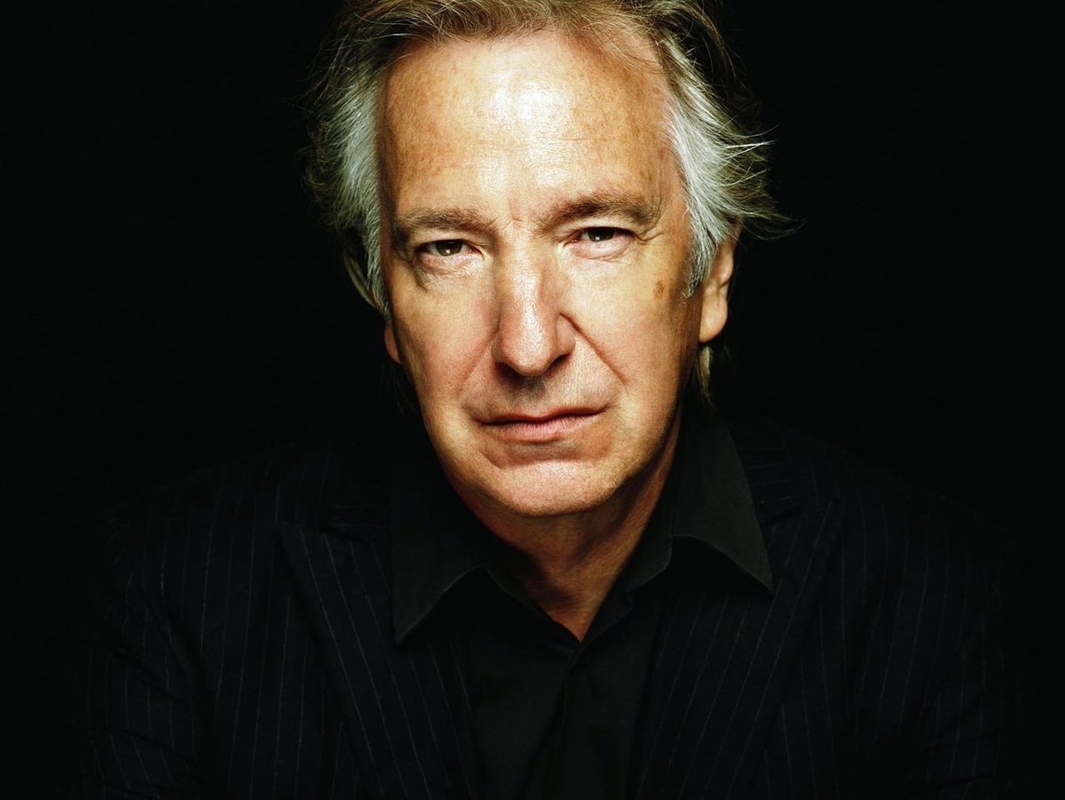 We honour the late & great Alan Rickman on what would have been his 70th birthday today, February 21, 2016... https://t.co/tuwyZbiMPg