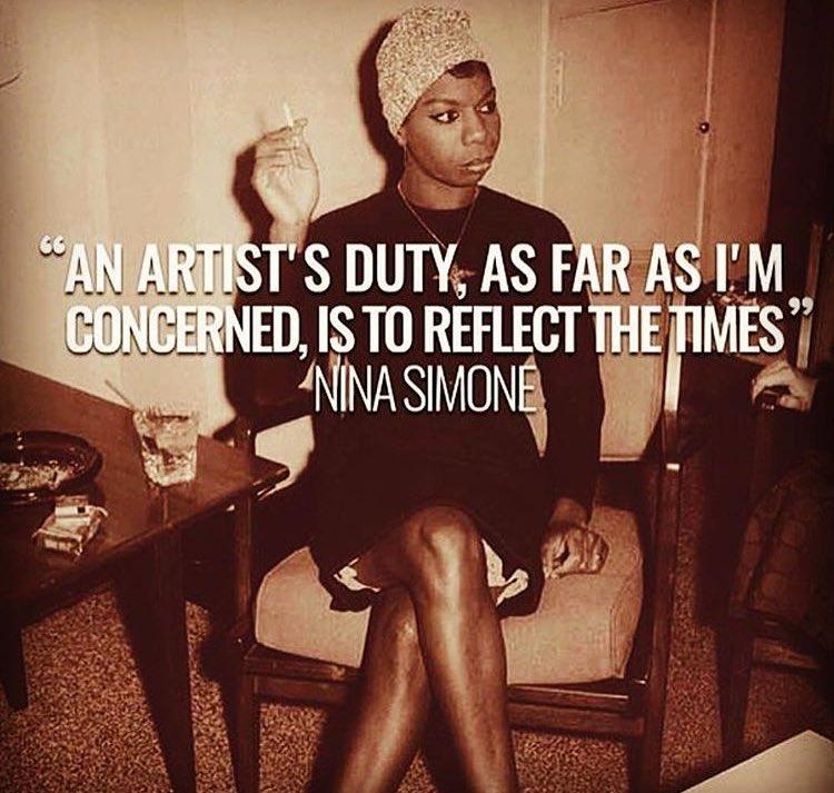 Happy Birthday Nina Simone