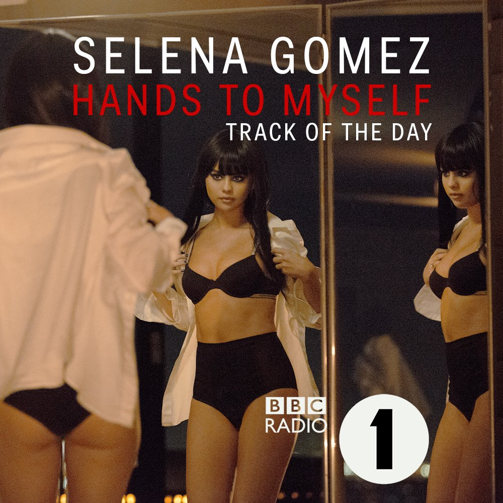 Thank you to @BBCR1 for featuring #HandsToMyself as the #TrackOfTheDay. Turn it up loud, UK Selenators! https://t.co/sU95P99Gfp