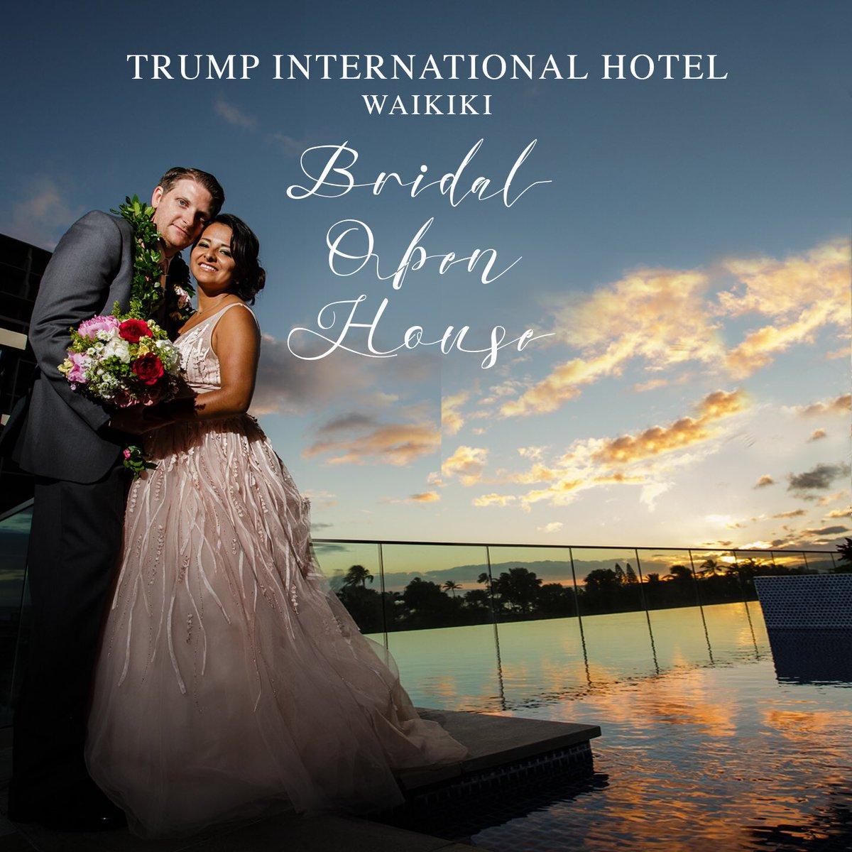 join me @ @TrumpWaikiki 2/25 6-8:30PM for the Bridal Open House rsvp: waikiki.events@trump.com #bridal #hawaii https://t.co/RvQ7ebxWnH