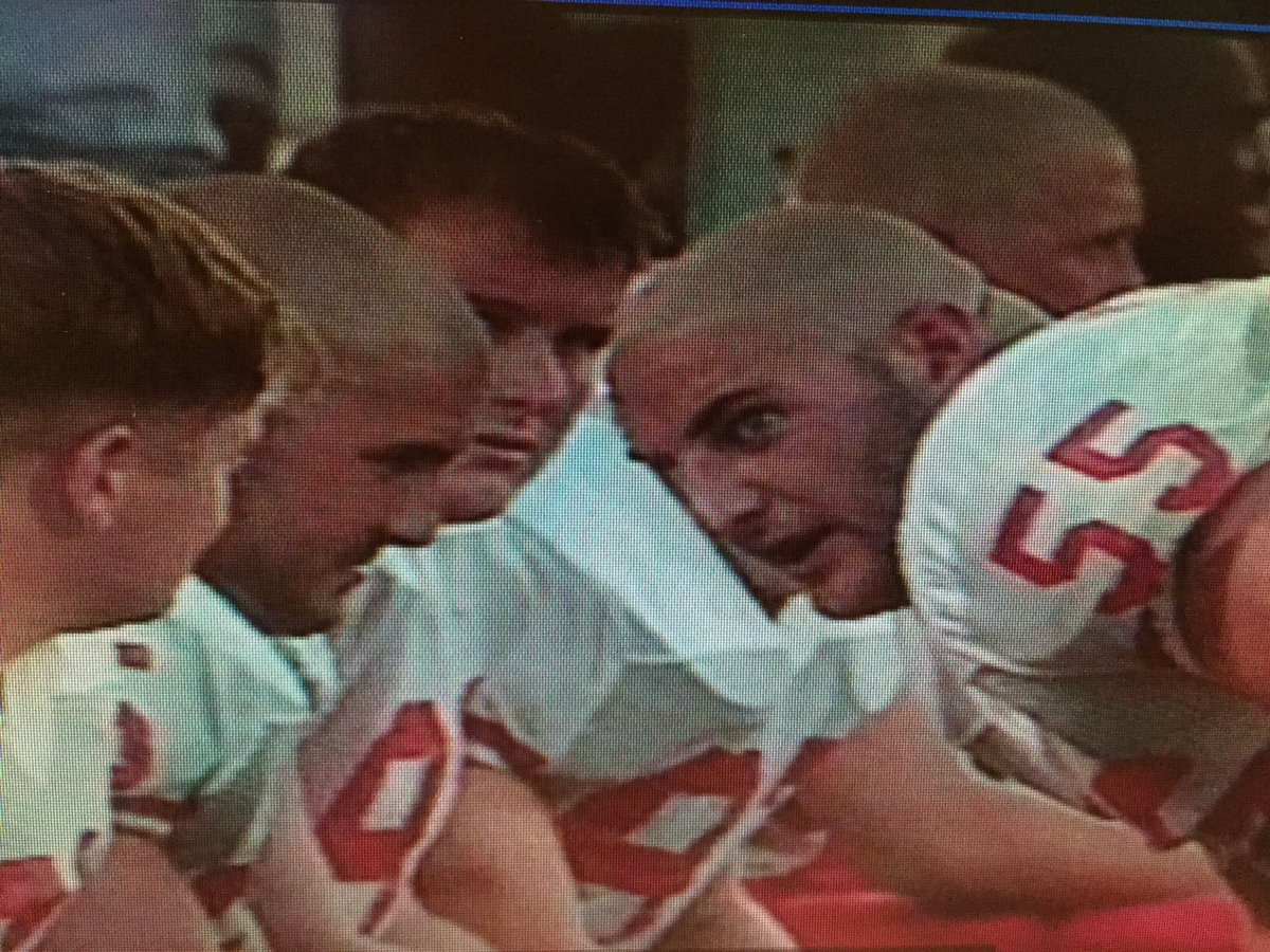 """30 for 30"" ESPN Films spotlights the 1994-95 Huskers. The director talks tonight at 10 on WOWT6. @Huskers @GBR https://t.co/lRLpXghJi7"