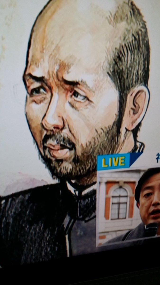 ミヤネ屋に出てる野々村被告の法廷絵画がだんだんスリムクラブの内間に見えてきたのはオレだけだろうか? https://t.co/IYUzLD6VUE