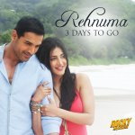 RT @BollywoodMusic8: #Rehnuma sung by the amazing @shreyaghoshal and composed by Inder/Sunny Bawra from #RockyHandsome will be out soon! ht…