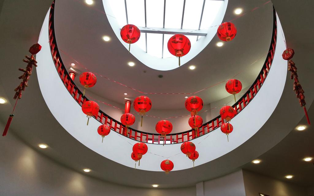Today is #LanternFestival , the last day of #ChineseNewYear . Also like Chinese Valentine's day. https://t.co/BFilzrNwsQ