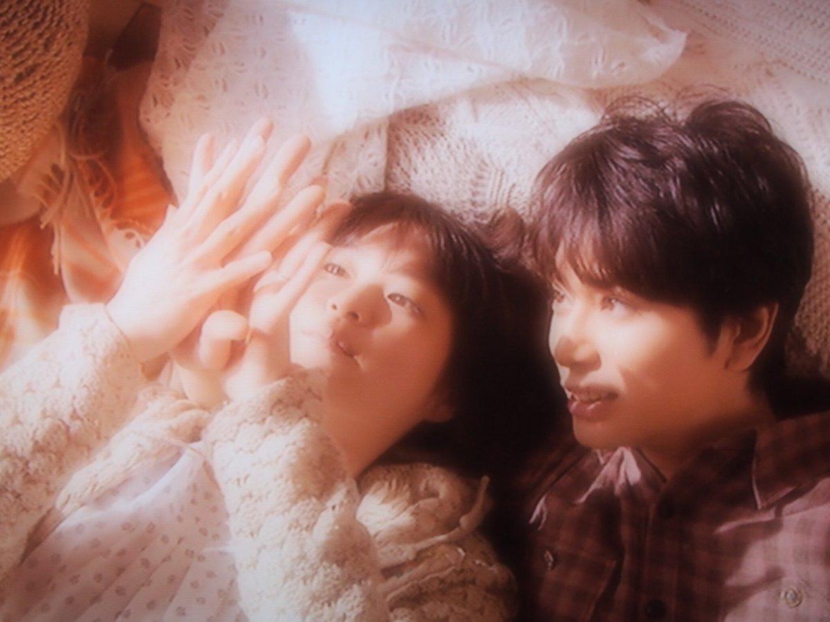 2月22日は猫の日だって(*´艸`*)♡   #陽だまりの彼女  #松本潤 #上野樹里 https://t.co/31ThtVpa1P