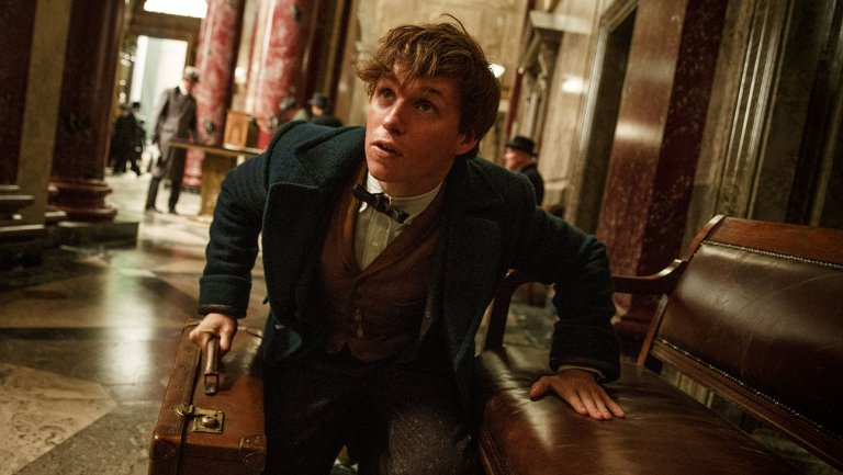 J.K. Rowling to release new stories introducing the FantasticBeasts world