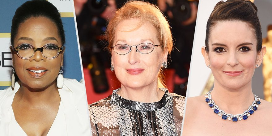 Meryl Streep, Oprah Winfrey, Tina Fey sign open letter calling for gender equality