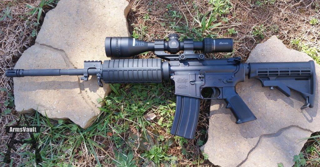 Burris AR Riflescope with AR-P.E.P.R. ScopeMount https://t.co/64V1erSz9x https://t.co/YXrsBmukC9