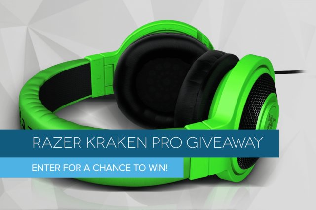 DT #Giveaway: Release the @Razer #KrakenPro! We're giving away 5 pairs of gaming headsets  https://t.co/4zfvOPllsG https://t.co/VuL7xD4Kh1