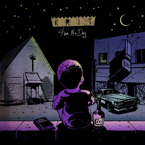 Happy 4 year anniv. to @BIGKRIT's #4evaNaDay album. So many stories around this project. The music still holds up. https://t.co/bwrf424zjL