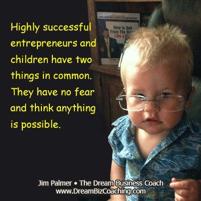 Entrepreneurs and children have something in common. https://t.co/jNb9O9Oz4J