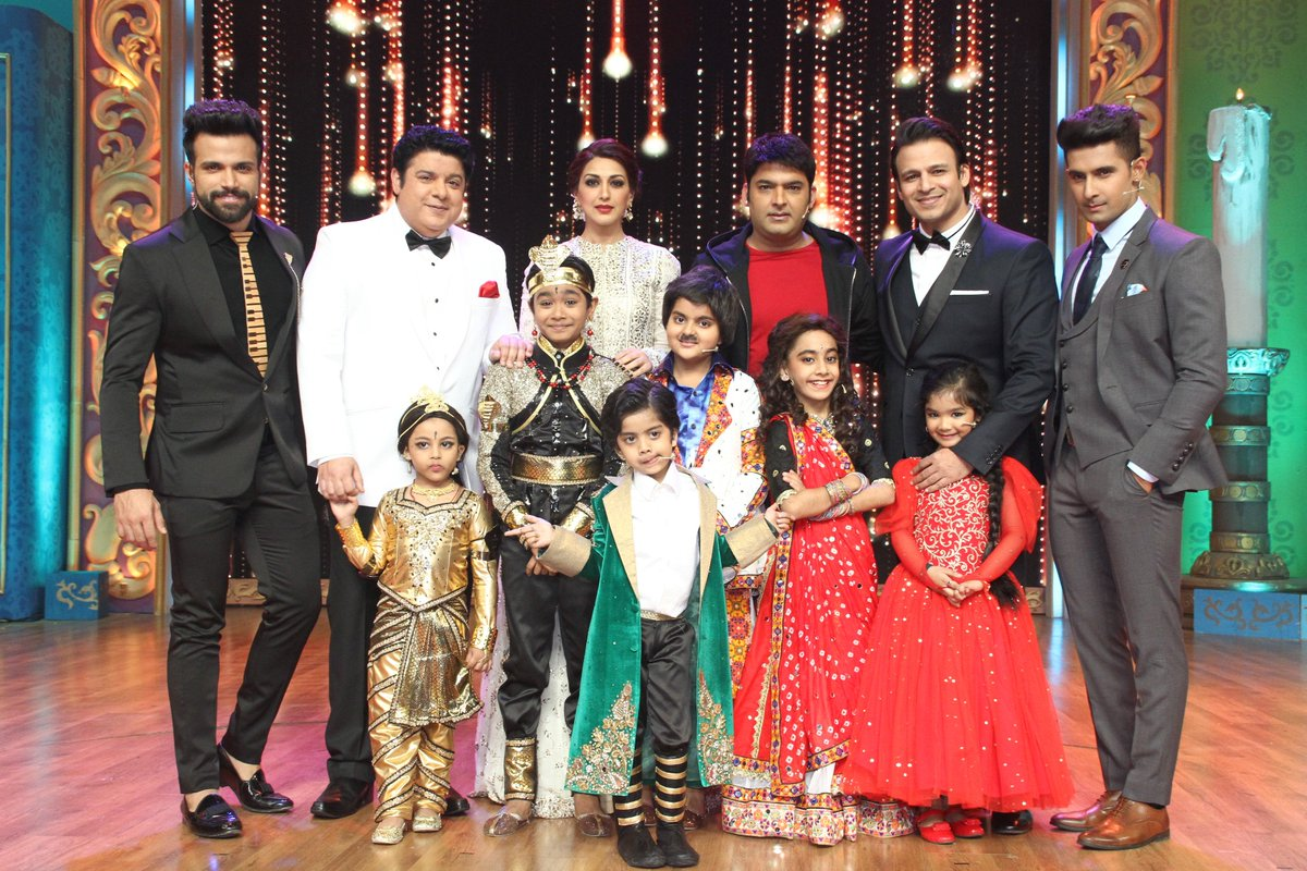 IBD Finale With Kapil https://t.co/QBZZX1JyWs