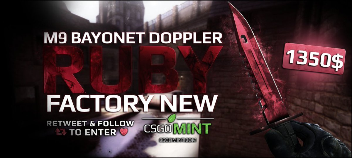 CSGO lovers! Got a nice juicy giveaway starting now ending 3/13! All you gotta do is RT this and follow @CSGOMint !! https://t.co/0Kpaslw2Mm