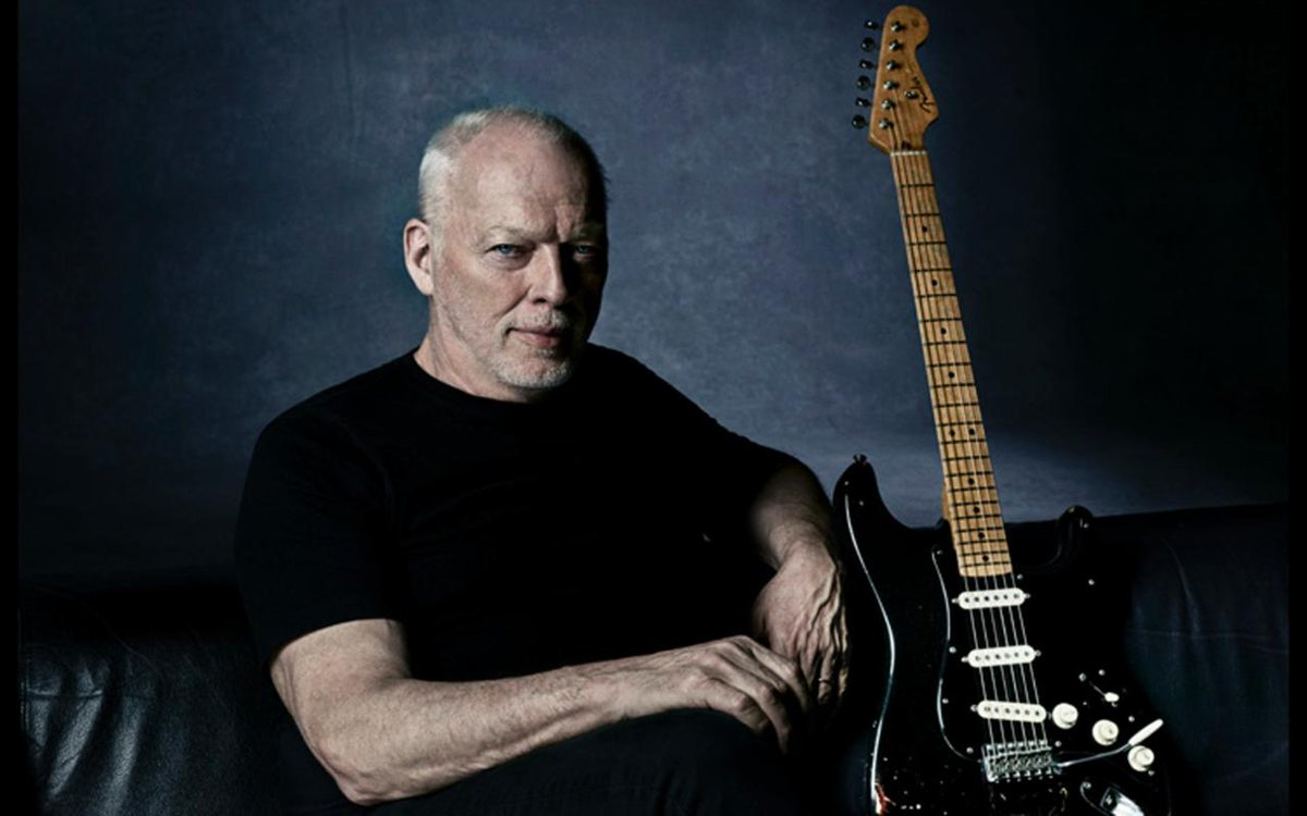 Many happy returns to David Gilmour, celebrating his 70th birthday today! https://t.co/7Ge3E9HZAo