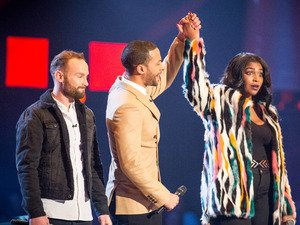 The Voice: Kevin Simm survives knockout round (just!) and admits fears about the show