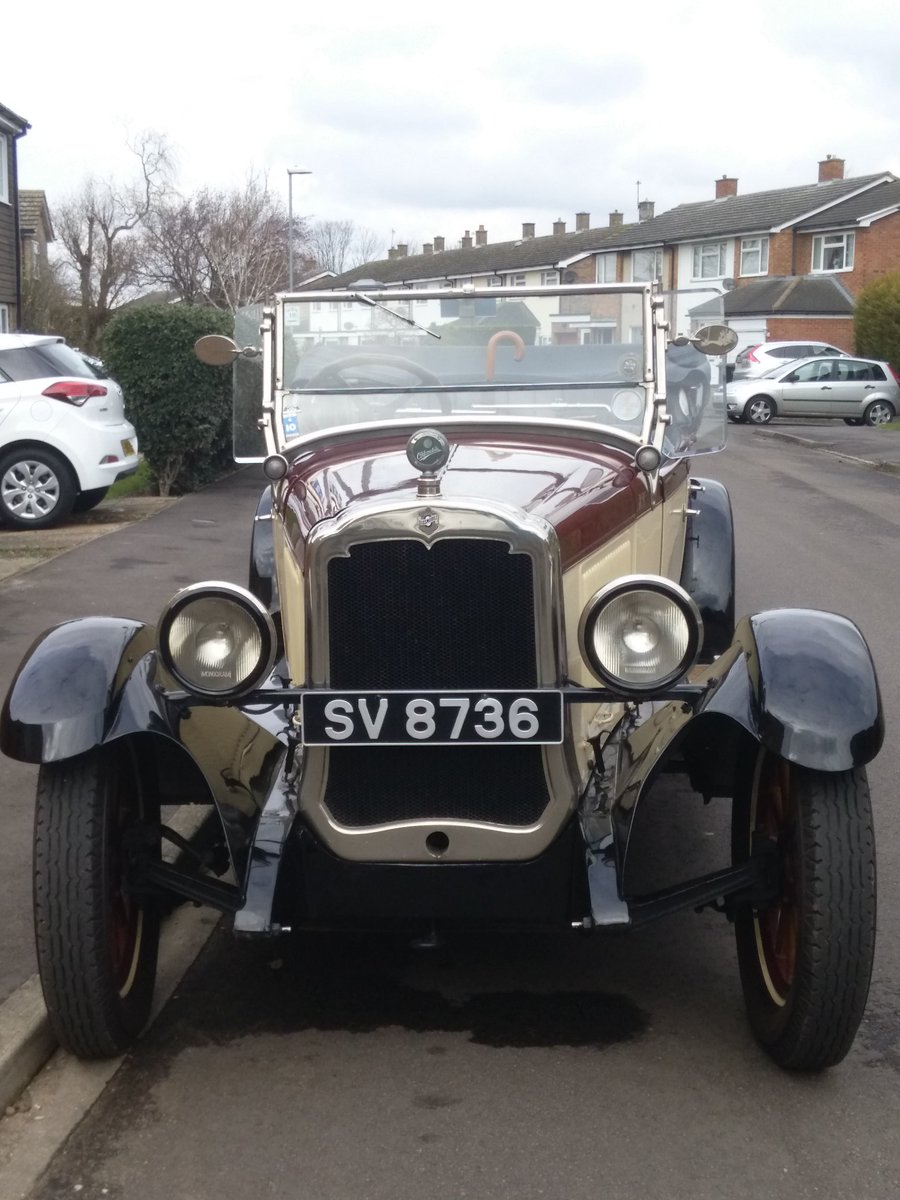 Spotted something a bit special today 1930s #Oldsmobile @oldsmobile13 https://t.co/kXYSephLse
