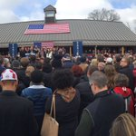 RT @JohnKasich: The scene at our Battleground Ohio rally with Govs. Kasich and @Schwarzenegger https://t.co/BYD5bhmwxr