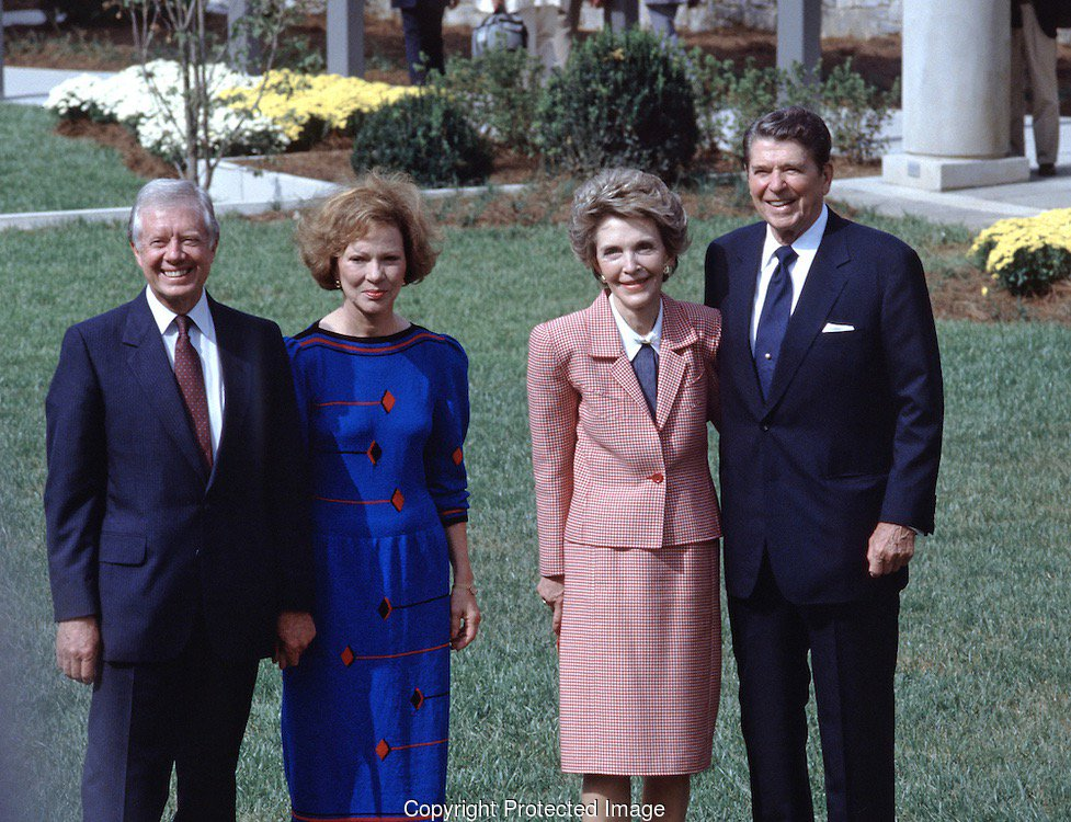 The Jimmy Carter Presidential Library remembers Former First Lady Nancy Regan https://t.co/UC2F0avndo