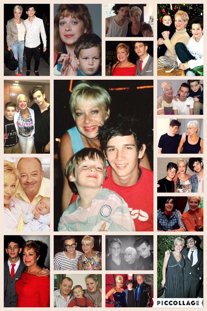 Happy Mother's Day to the COOLEST mum around @RealDeniseWelch