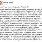 RT @tomcoates: George Takei is extremely entertaining: https://t.co/TQ5Nz0VZsK