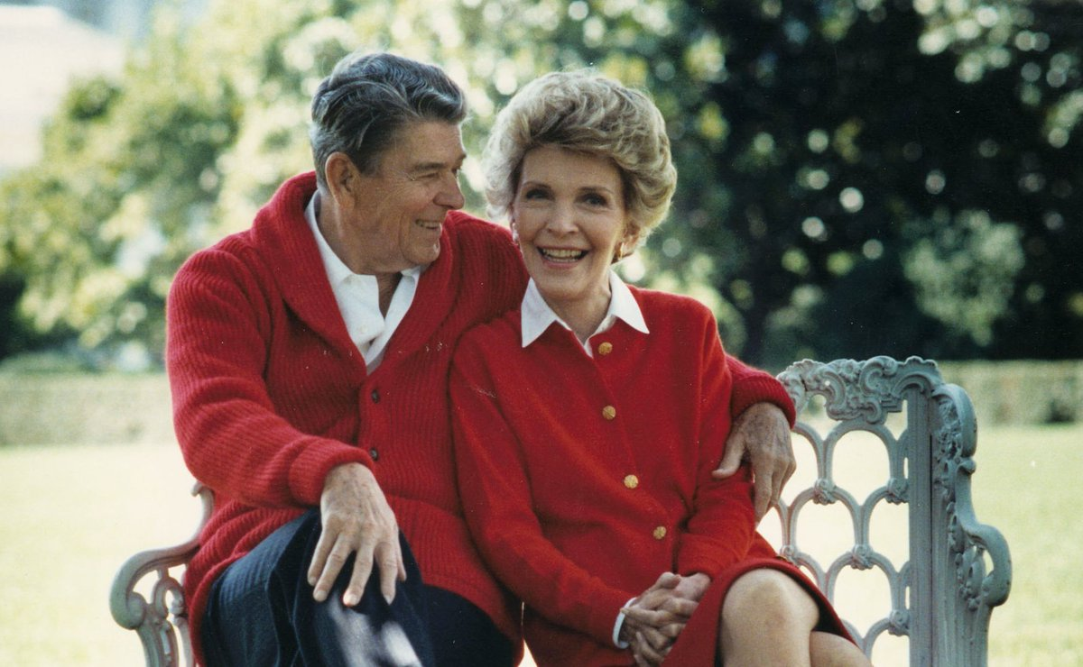Frater Reagan has finally been reunited with his sweetheart in heaven. Rest in peace, Nancy. https://t.co/GPuWmtcM9Q https://t.co/5GNnSD5hXp