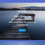⬇ Free download: Elton UI Kit - @PixelBuddha https://t.co/7fQr8KrJUb https://t.co/eZ1OUHfc6l