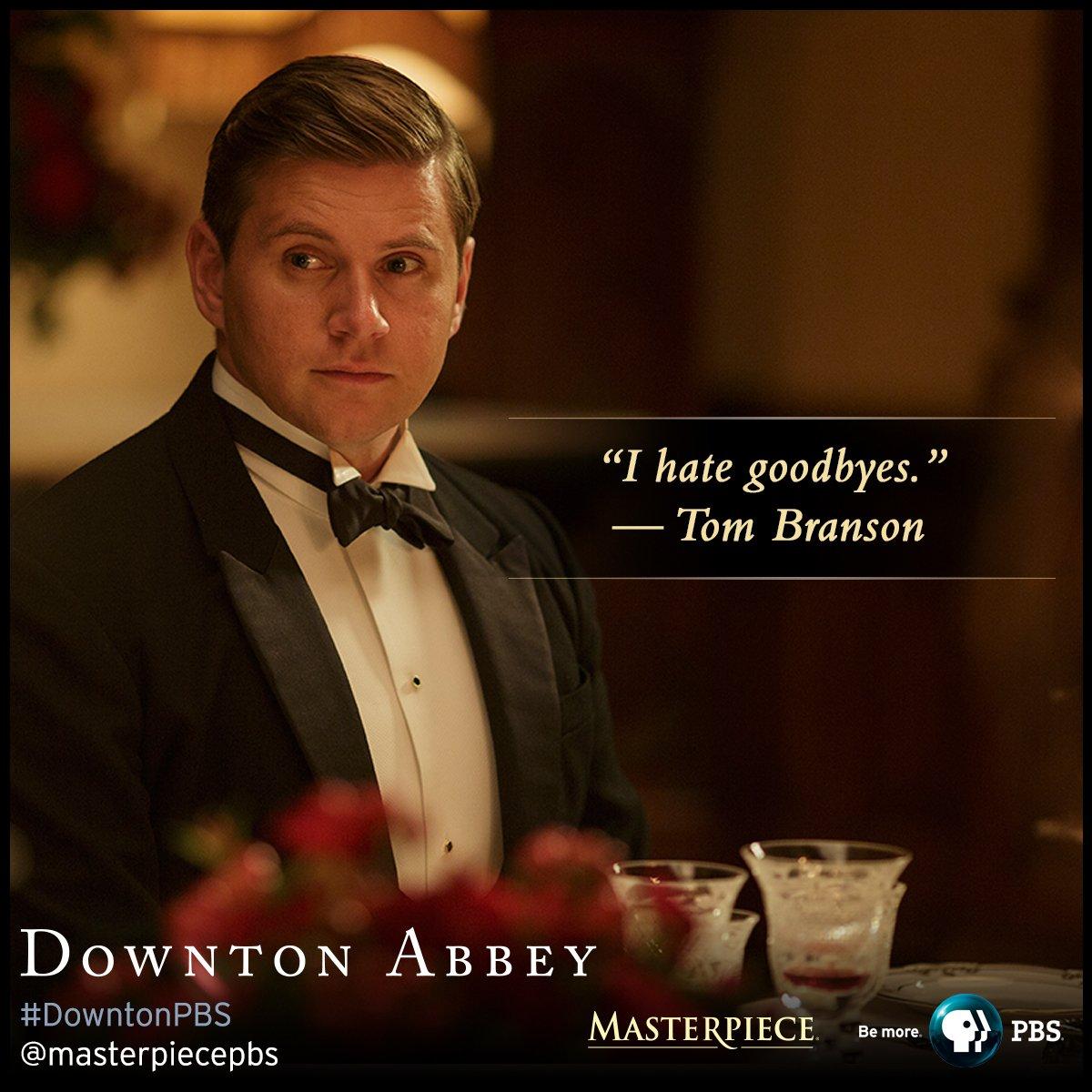 Don't we all, Branson! #DowntonPBS #FarewellDownton https://t.co/61okO5uPTq