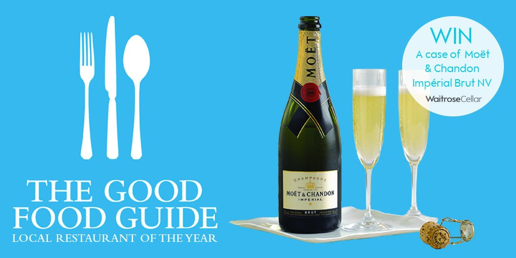 Local Restaurant of the Year nominations are OPEN! https://t.co/MiHn0ji7SZ Nominate & you could win a case of Moët https://t.co/6IrSoGCZEp