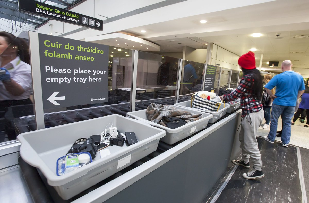 €15 million investment in upgrade to Departures Floor & Security Screening,T1 @DublinAirport