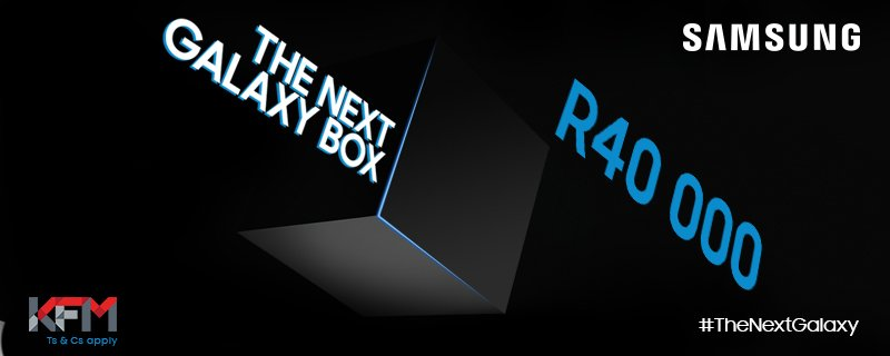 2000 #TheNextGalaxy retweets unlock the box! RT & you can stand a chance to WIN R40000 with @SamsungMobileSA https://t.co/WOf0dKhIRc