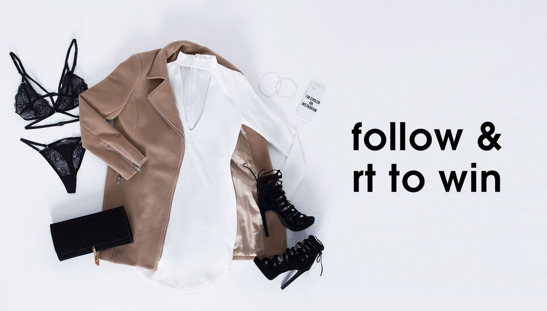 We've just turned 7 so follow & RT to win these 7 items!