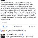 I agree with @nntaleb Analysis https://t.co/CtOJNllqxx