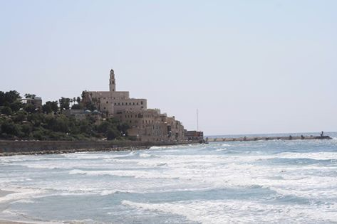 Jaffa is an ancient port city in Israel: