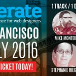 Hurry! Early birds are nearly gone! Save $100 and see @monteiro, @lyza, @kowitz, etc: https://t.co/piWlmlyY2x https://t.co/M38jWyjlXn