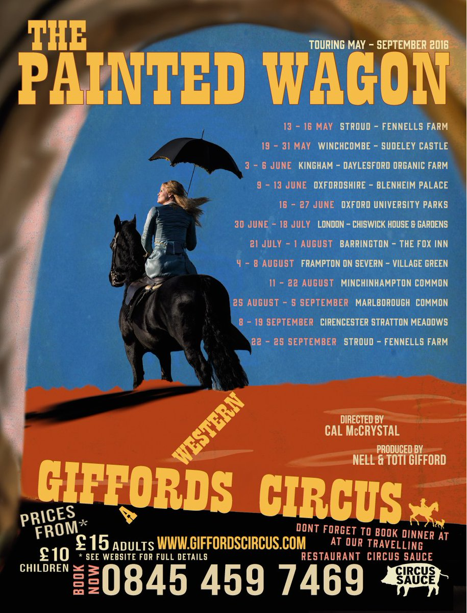 Keep a look out for our new 2016 show The Painted Wagon flyer, coming soon. #thepaintedwagon https://t.co/IW89ZWKEOF https://t.co/npp63nXGIJ