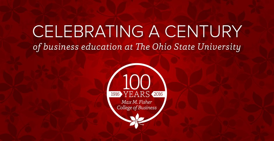 Today we mark a momentous milestone. Alumni & friends, share your memories and birthday wishes w/ #Happy100thFisher! https://t.co/M2l0n2UICb
