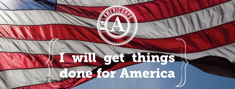 """I am an AmeriCorps member, and I will get things done"" #motivationalmonday   #AmeriCorpsWorks #AmeriCorpsWeek https://t.co/ZbeMdyHOPv"