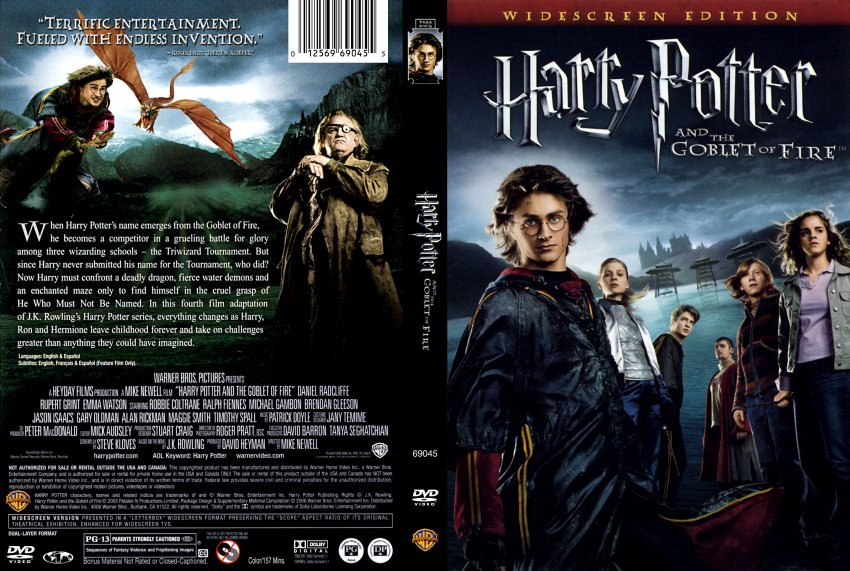 Today, TEN years ago, Harry Potter and the Goblet of Fire came out on DVD #TodayInHistory https://t.co/ffGomLvNvB https://t.co/rA2e9hhmUP