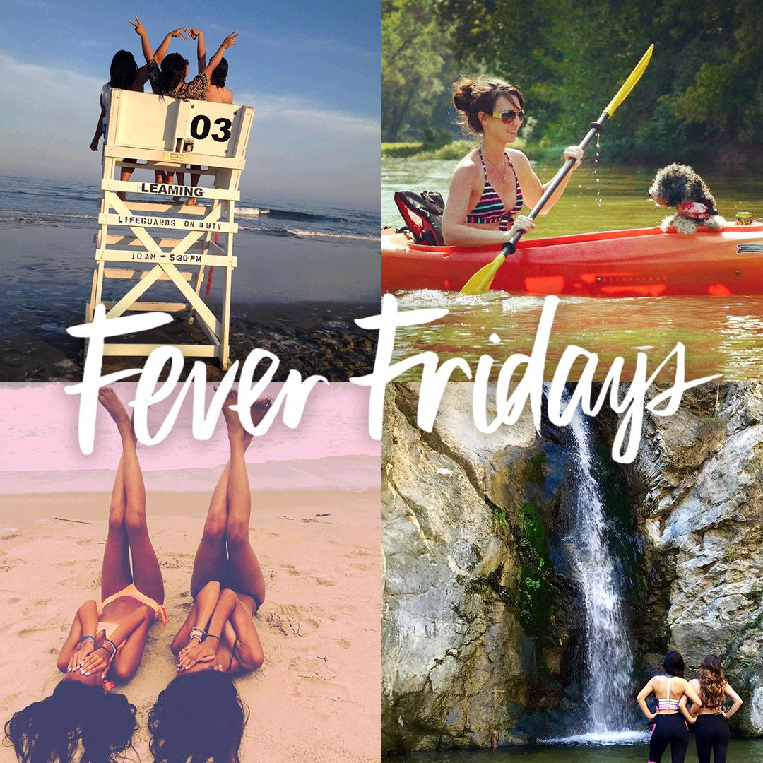 This Friday = your LAST CHANCE to submit to #FeverFridayContest—so start prepping now ????. ⌛️#SpringFever https://t.co/k2ysqIHRFv