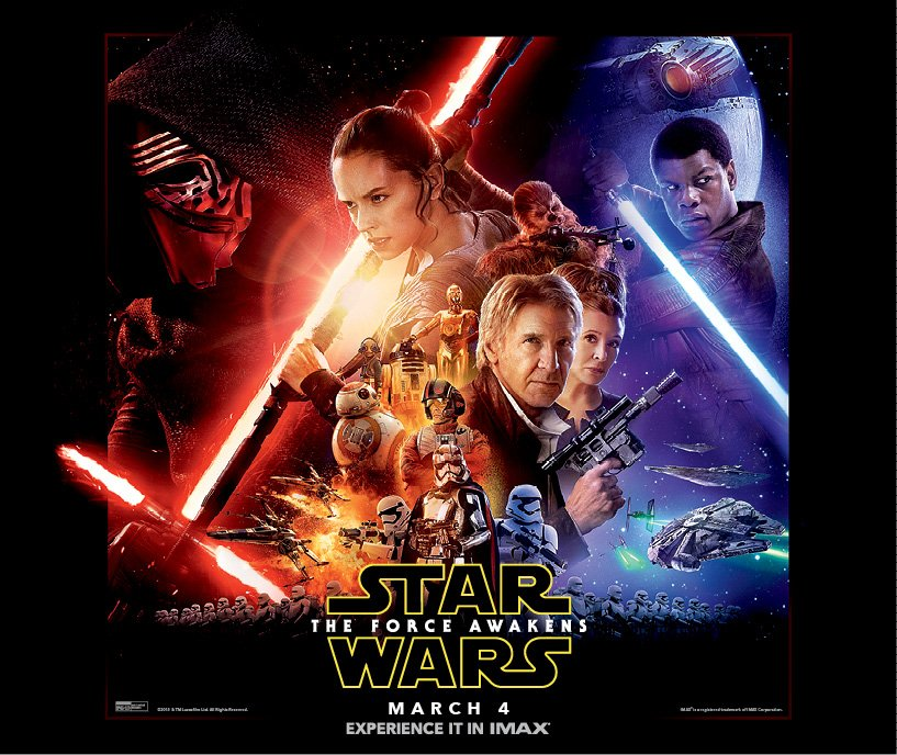 We're so excited! Star Wars: The Force Awakens soon playing in our OMNIMAX theater! Tix on sale 2/26. Here 3/4 - 4/1 https://t.co/2q9uLXRX59