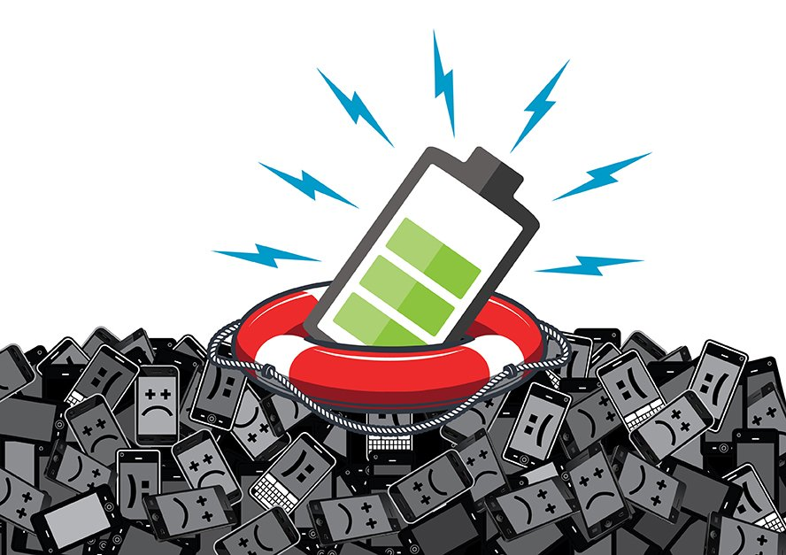 We shared 8 tips & busted 7 myths on how to conserve smartphone battery life w/ @nytimes. https://t.co/JXB7oaPHC8 https://t.co/CTrpmL7Uka