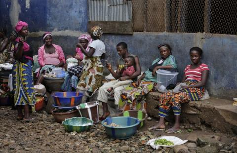 Ebola survivors suffer long-term consequences: studies
