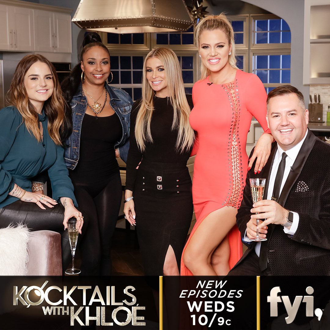 U ready for happy hour with me and my guests?! Tonight, 10pm on @FYi!! #kocktailswithkhloe https://t.co/3YYQZNrUpE