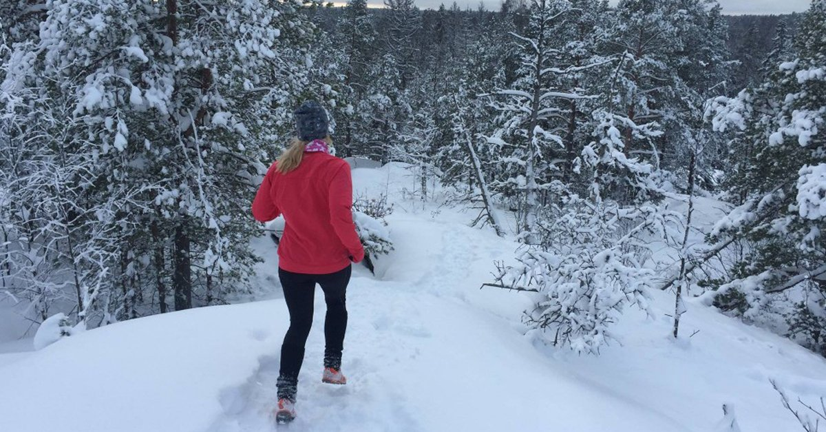 It's still winter in Finland, but our cabin attendant Mira runs towards summer on our blog