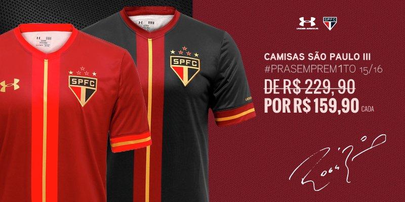 Se liga, tricolor: R$ 70 de desconto nas camisas III do Mais Querido, aproveite a promoção! https://t.co/kZWwqfqhfV https://t.co/Jix0lI02TC