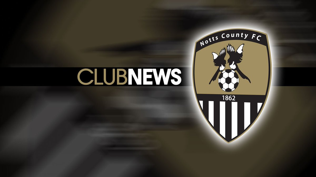 BREAKING: Ray Trew steps down as Chairman of Notts County, announcing the club is for sale in an open letter to fans https://t.co/1rfFbEbgOb